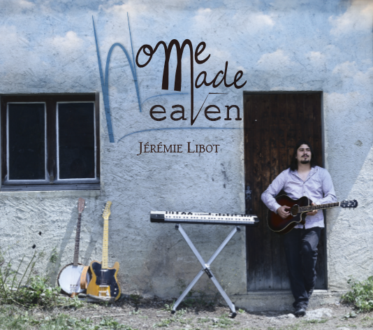 Album Home-Made Heaven par Jérémie Libot